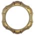 Image sur Plafonnier en bronze - Style classique - Diamètre 40,5 cm