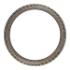 Image sur Plafonnier en bronze - Style décoré - Diamètre 50,6 cm